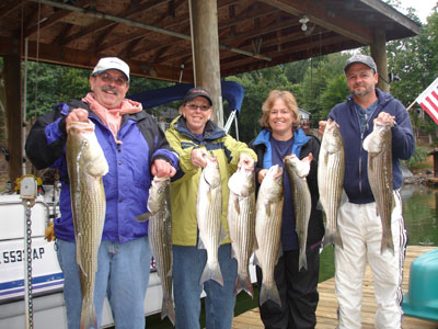 Fishing guides offer great results